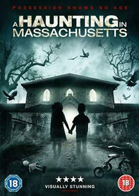 A Haunting In Massachusetts - Sealed NEW DVD - Judd Nelson • 3.59£