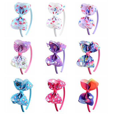 AU6.98 • Buy Girls Cute Bow Headband Knot Hairband