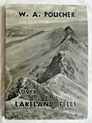 OVER LAKELAND FELLS, W.A. Policher, Lake District & 110 Photos • 7.99£