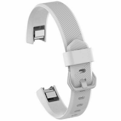 $ CDN8.01 • Buy Soft Silicone Sports Wristband Band Strap Compatible With Fitbit Alta HR Tracker