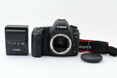 $ CDN791.94 • Buy *Near Mint* Canon EOS 5D Mark II 21.1MP Digital SLR Camera Black From JAPAN