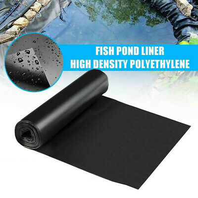 Pond Liner 25 Year Guarantee - Garden Pond Liners For Any Size Koi Fish Pond • 32.62£