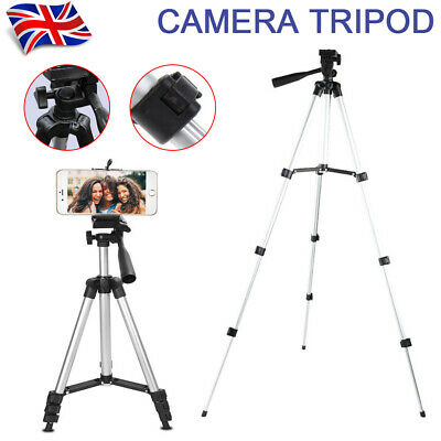 Universal Mini Mobile Phone Holder Tripod Stand Grip For IPhone Camera Samsung • 10.19£