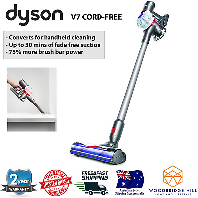 AU478.80 • Buy Dyson V7 Cord-free Lightweight Cordless Bagless Vacuum Cleaner | New