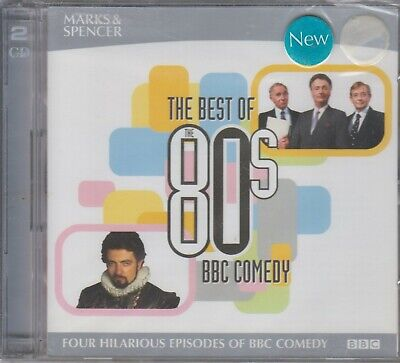 £5.99 • Buy THE BEST OF BBC COMEDY 80,s M&S 2CD SET