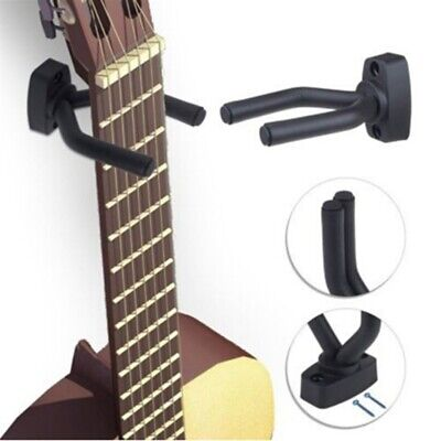 $ CDN3.62 • Buy For Acoustic Stand Wall Mount Hanger Hook Dropshipping Electric Violin Guitar LS