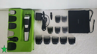 AU37.69 • Buy Philips Norelco 5000 Multigroom Hair Trimmer With 18 Attachments - MG5750/49