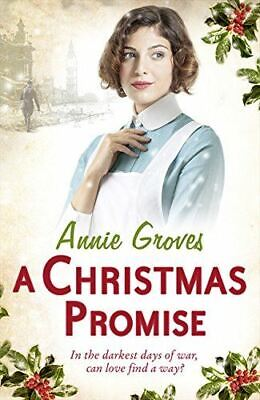 Groves, Annie, A Christmas Promise, Like New, Paperback • 3.79£