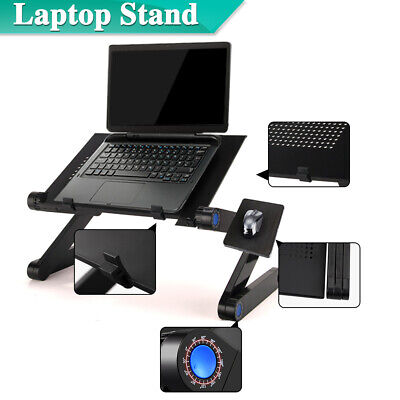AU36.99 • Buy Foldable Multi-Fuction Laptop Home Desk Notebook Computer Bed Tray Table Stand