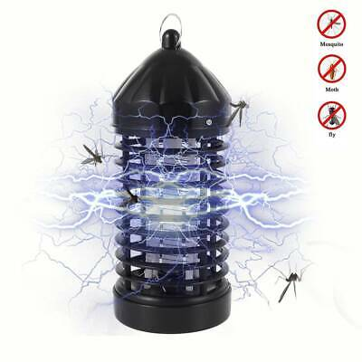 LED Electric UV Mosquito Killer Light Fly Bug Insect Zapper Pest Catcher Lamp UK • 7.09£