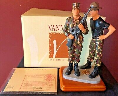 $28.95 • Buy Vanmark Army  Motivation  Limited Edition 8  Resin Statue 1/1240 NEW NIB