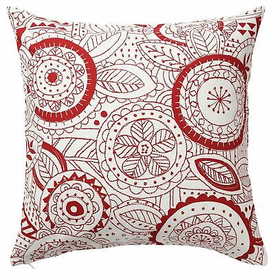 £4.99 • Buy Ikea Cushion Cover Vinter Red