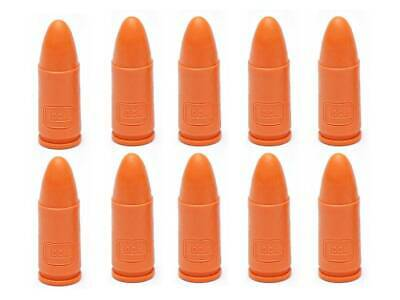 $ CDN16.85 • Buy OEM Glock 9mm Snap Cap Dummy Rounds For Training - Set Of 10 - Genuine!