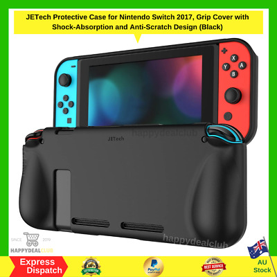 AU19.50 • Buy New Protective Case For Nintendo Switch Grip Cover Shock-Absorption Anti-Scratch