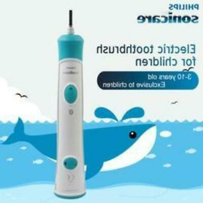 AU61.41 • Buy Philips Sonicare Sonic Electric Rechargeable Toothbrush For Kids, HX6311/07
