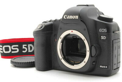 $ CDN656.48 • Buy Near MINT Canon EOS 5D Mark II 35mm Full Frame Camera Shot 79,580 From JAPAN