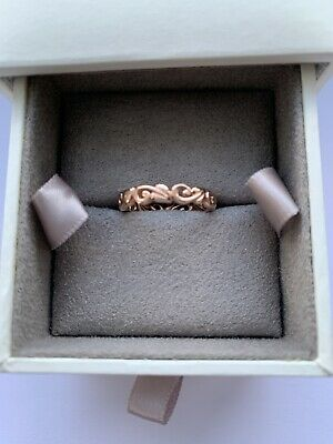 Clogau 9ct Gold Tree Of Life Ring. Size L • 62£