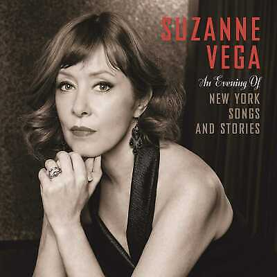 £10.99 • Buy Suzanne Vega - An Evening Of New York Songs And Stories (NEW CD)