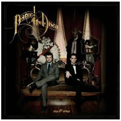 Panic At The Disco - Vices & Virtues New Cd • 9.38£