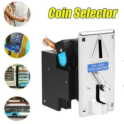 £12.92 • Buy Multi Coin Acceptor Selector For Mechanism Vending Machine Mech Arcade Game