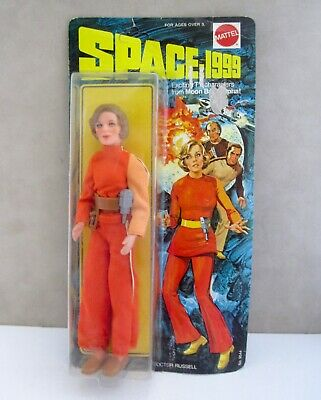 $45 • Buy Vintage 1975 Mattel Space 1999 Doctor Russell Action Figure Toy, Sci-Fi 8 1/4