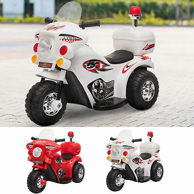 £41.99 • Buy Kids Motorcycle Ride On 6V Battery Powered Electric Trike Toys For 18-36 Months
