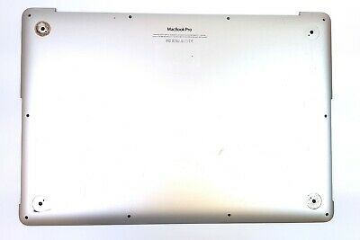 $12.74 • Buy Apple Macbook Pro 15  Mid 2015 Bottom Case Cover 604-03480-A