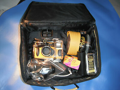 Sea Life Underwater Diver Camera With Flash + Bag More • 43.01£