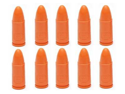 $ CDN17.33 • Buy OEM Glock 9mm Snap Cap Dummy Rounds For Training - Set Of 10 - Genuine!