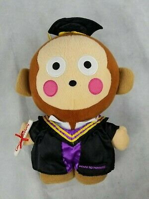 $ CDN36.26 • Buy Osaru No Monkichi Monkey Graduation Robe 15  Plush Doll