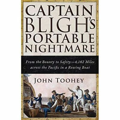 Captain Bligh's Portable Nightmare: From The Bounty To  - Paperback / Softback N • 12.72£