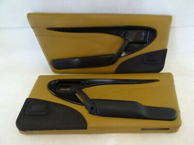 $ CDN455.77 • Buy 94 Lotus Esprit S4 Door Panel Set, Tan, Leather