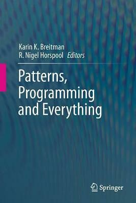 £91.31 • Buy Patterns, Programming And Everything