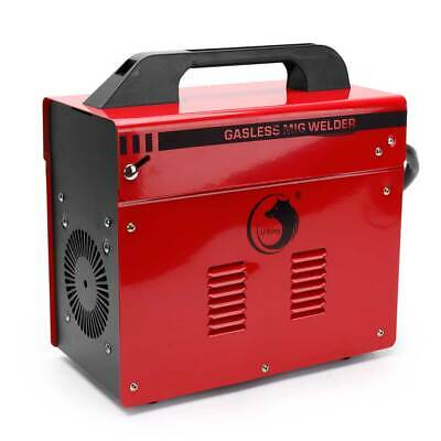 Welder No Gas Gasless Thermal Protection Welding Machine Portable 240V Mig-100 • 80.99£