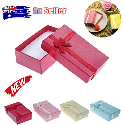 AU14.25 • Buy 10-30PCS Jewellery Gift Boxes Necklace Bracelet Bangle Earring Box Set