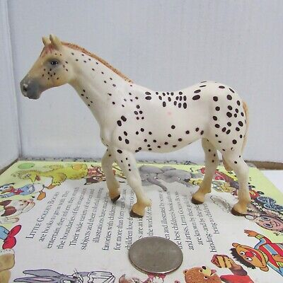 Papo Spotted Appaloosa Horse Retired 51038 • 5.65£
