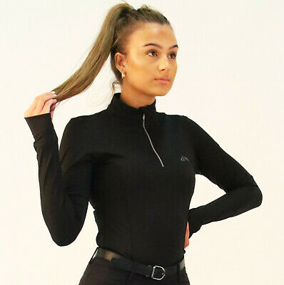 Gallop Long Sleeved Base Layer Horse Riding Equestrian NEW For 2020 • 25.95£