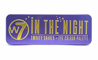 $ CDN12.14 • Buy W7 | In The Night Eyeshadow Palette | 12 Shades | Mauve Inspired Shades From