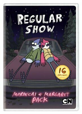 Regular Show: Mordecai & Margaret Pack 5 New Dvd • 11.54£