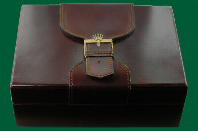 $ CDN130.26 • Buy Vintage 1970's Rolex Wood Leather Day-Date President  Inner Part Box 71.00.04