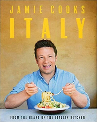 AU39.65 • Buy Jamie Cooks Italy - By Jamie Oliver - Hardcover