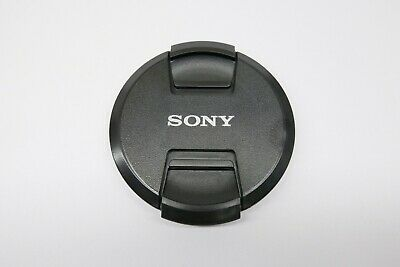 AU6.45 • Buy For Sony 77mm Front Lens Cap Center Pinch Buckle Camera Plastic OEM