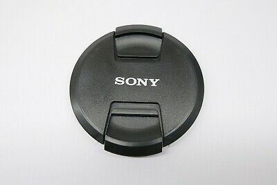 AU7.74 • Buy For Sony 82mm Front Lens Cap Center Pinch Buckle Camera Plastic OEM