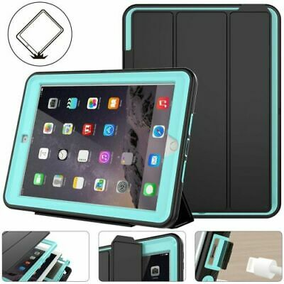 AU21.99 • Buy For IPad 9.7 Inch 6th 5th Gen 2018 Heavy Duty Case Shockproof Hard Leather Cover