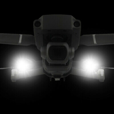 AU22.16 • Buy For DJI Mavic 2 Zoom Pro Dual LED Front Light Headlamp Night Fly Accessories