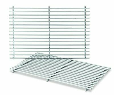 $ CDN126.86 • Buy NEW! Weber-Stephen Stainless Grill Grate 17.3 In. L X 11.8 In. W 7639