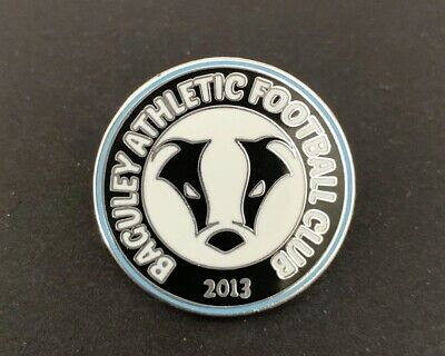 Baguley Athletic FC Non-League Football Pin Badge • 2.50£