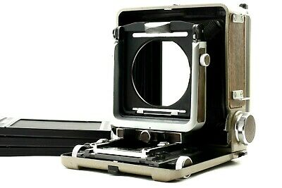 [Excellet+5] WISTA 45 N LARGE FORMAT FIELD CAMERA W Cut Film Holder  From Japan  • 212.72£
