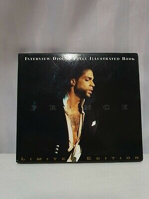 Prince Interview CD/Book + Poster  • 4.17£