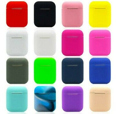$ CDN4.85 • Buy For Apple AirPods Case Protect Silicone Cover Skin AirPod Buy 2 Get 1 FREE